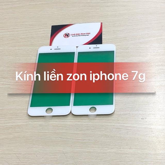 Mặt kính liền zon iPhone 7 / iphone 7G