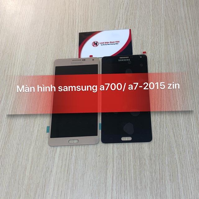 Màn hình Samsung A7 2015 / A700 zin giá sỉ tại nam việt mobile