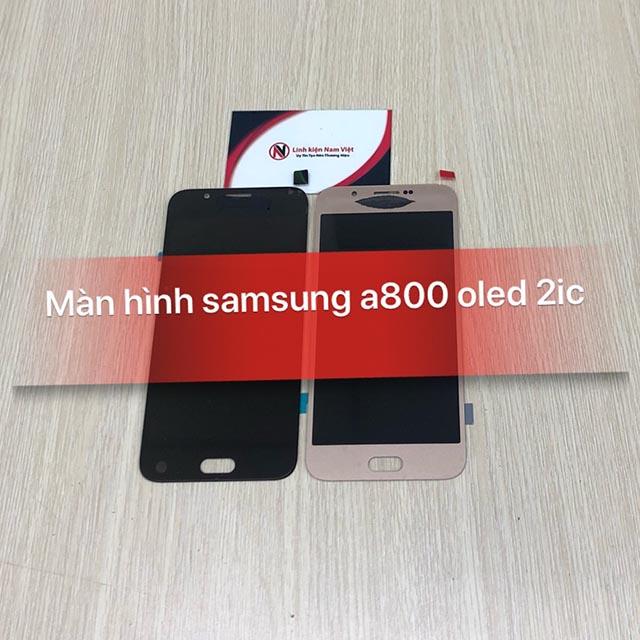 Màn hình Samsung A8 2015 / A800 zin oled 2ic