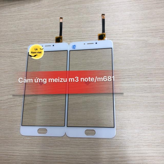 Cảm ứng Meizu M3 Note socket dài / M681