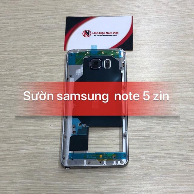 Sườn Samsung Note 5