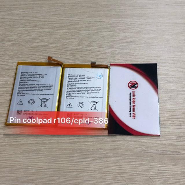 Pin Coolpad R106 / CPLD-386