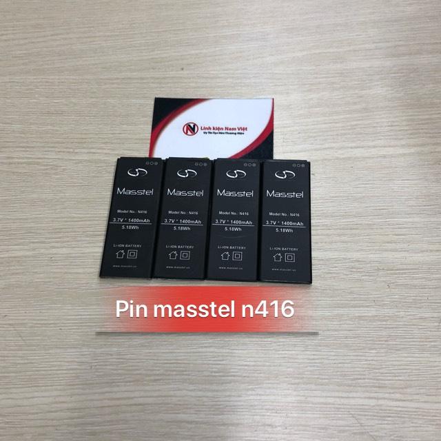 Pin Masstel N416
