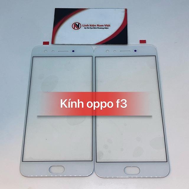 Mặt kính Oppo F3 zin