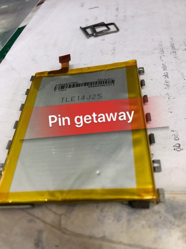pin getaway