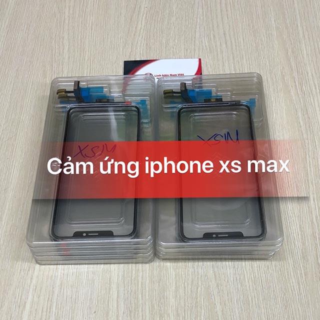 Cảm ứng iphone xs max zin