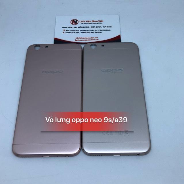 nắp lưng Oppo Neo 9s/a39