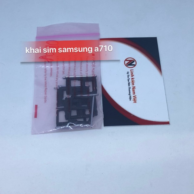 Khai Sim Samsung A710