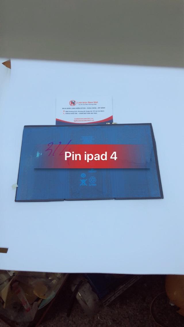 Pin iPad 4