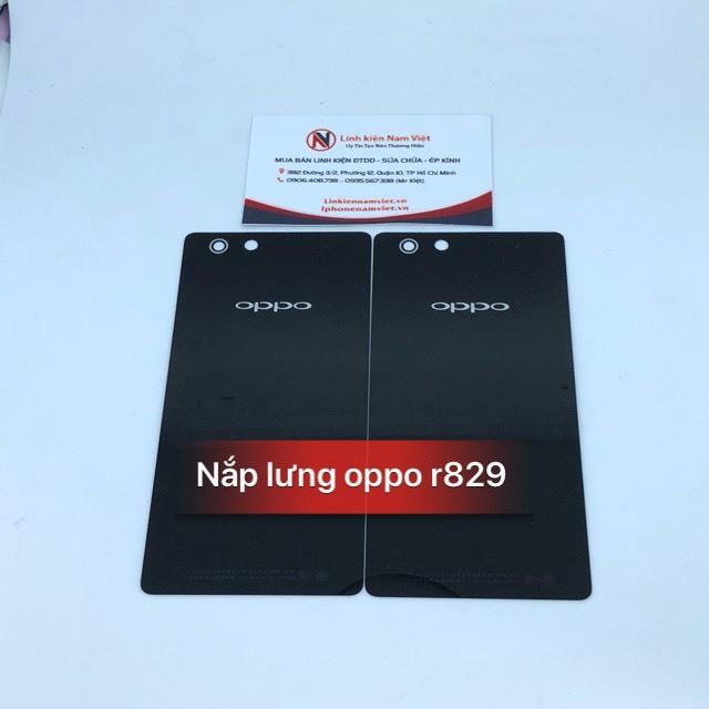Nắp lưng Oppo R829