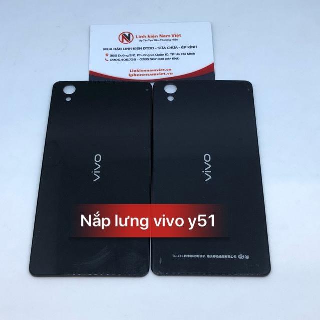 nắp lưng Vivo Y51