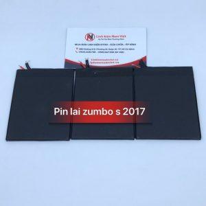 Pin Lai Zumbo S 2017