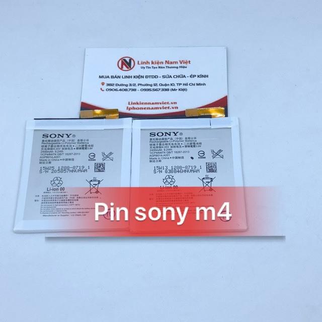 Pin Sony M4