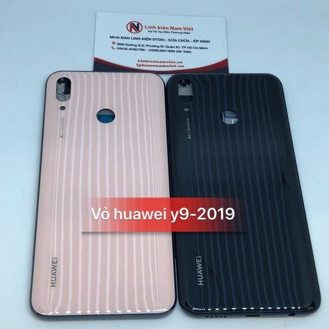 thay vỏ Huawei Y9 – 2019