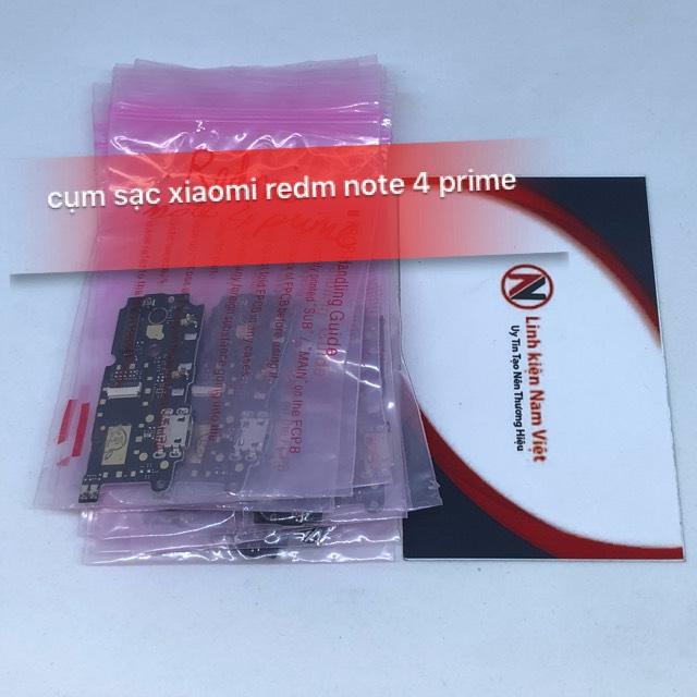 cụm sạc Xiaomi Redmi note 4 Prime