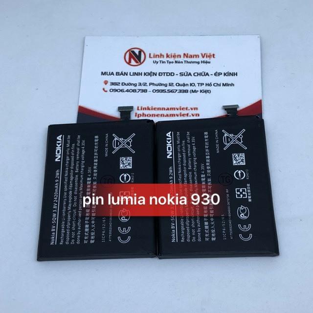 pin lumia nokia 930