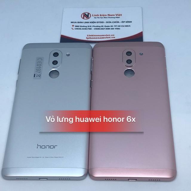 Vỏ lưng Huawei Honor 6X