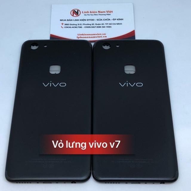 vỏ lưng Vivo V7