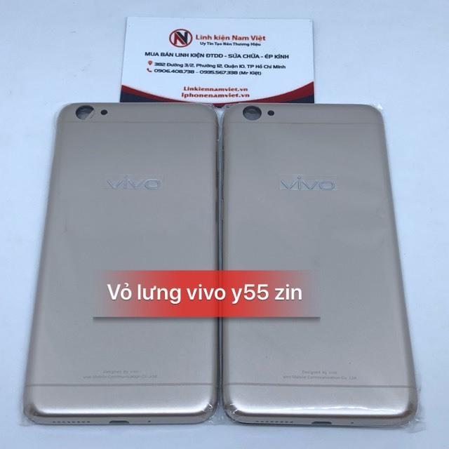 vỏ lưng Vivo Y55