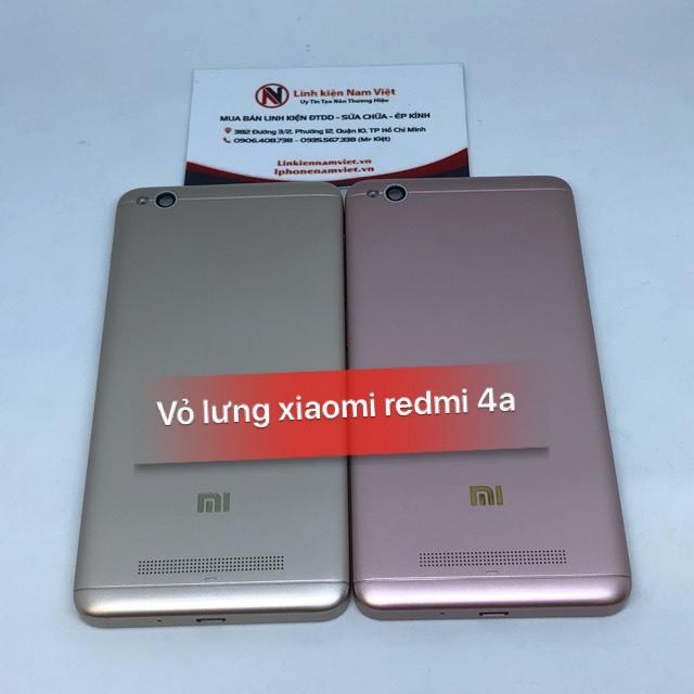 vỏ lưng Xiaomi Redmi 4A
