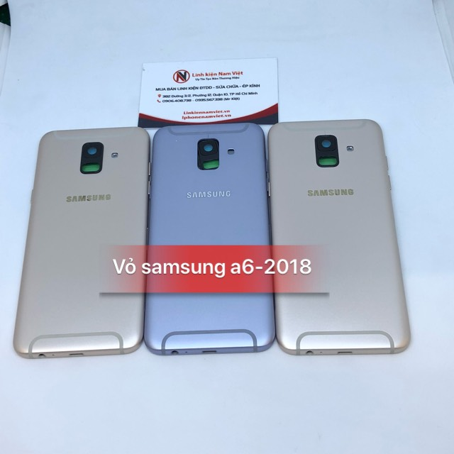 vỏ Samsung A6 2018