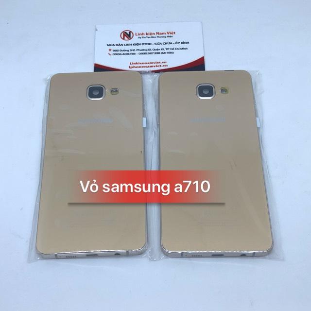 vỏ Samsung A710