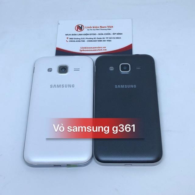 thay vỏ Samsung G361