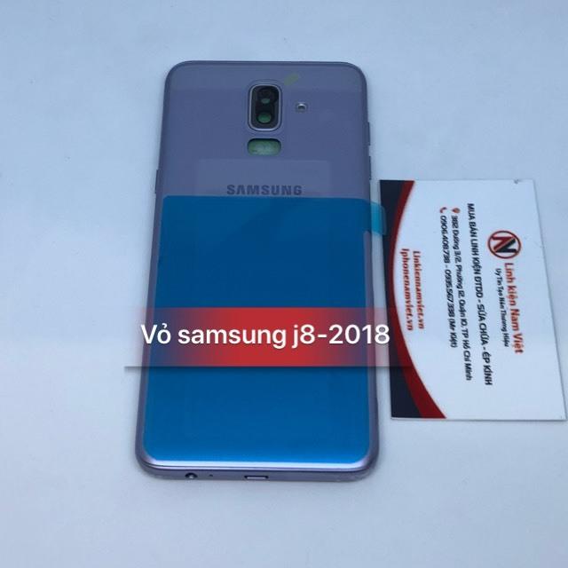 thay vỏ samsung j8-2018