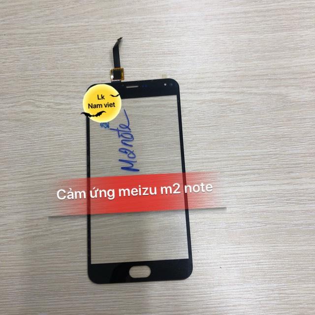 Cảm ứng Meizu M2 Note