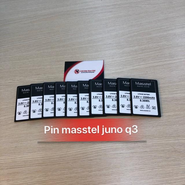 Pin Masstel Juno Q3