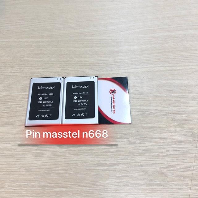 Pin Masstel N668