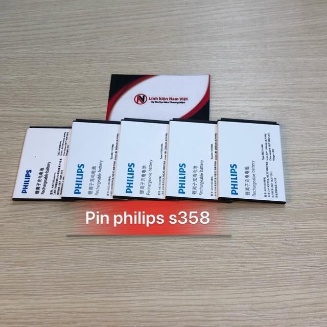 Pin Philips S358
