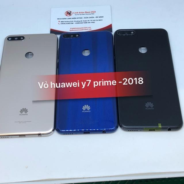 Vỏ Huawei Y7 Prime 2018