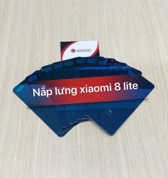 Nắp lưng Xiaomi 8 Lite
