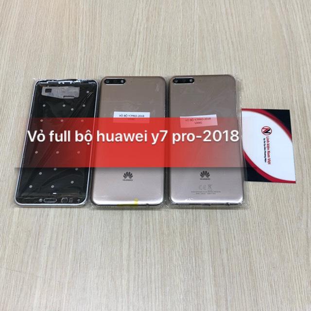 Vỏ sườn lưng Huawei Y7 Pro 2018