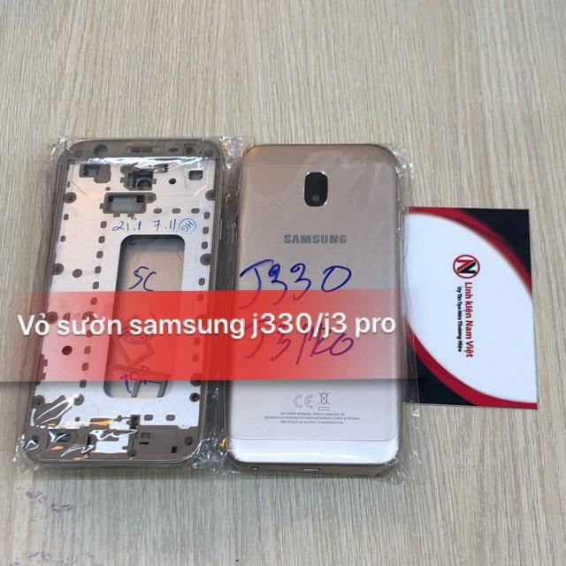 Vỏ sườn bộ Samsung J3 Pro / J330