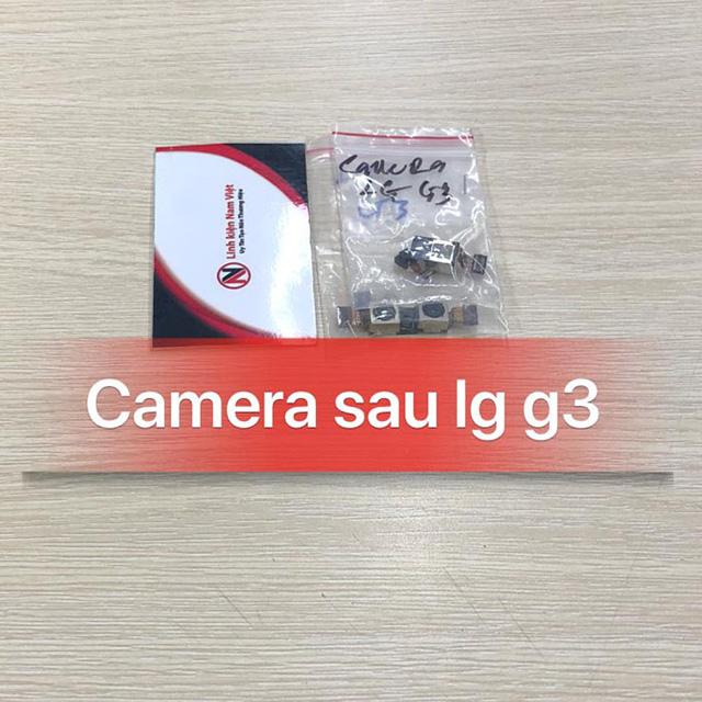 Camera sau LG G3 zin máy