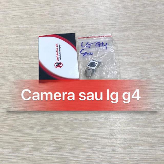 Camera sau LG G4 zin