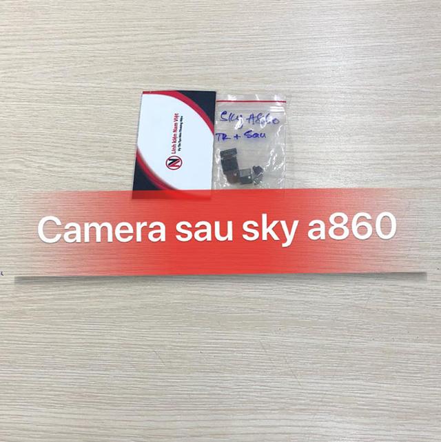 Camera sau Sky A860