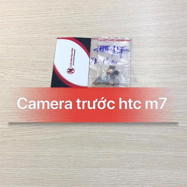 Camera trước HTC M7 zin