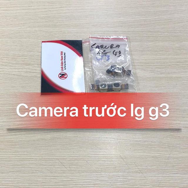 Camera trước LG G3 zin máy