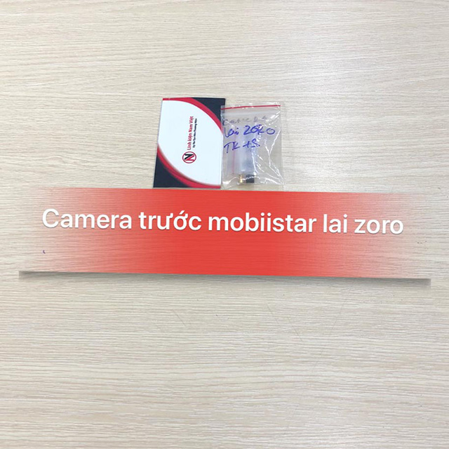 Camera trước Mobiistar Lai Zoro zin máy