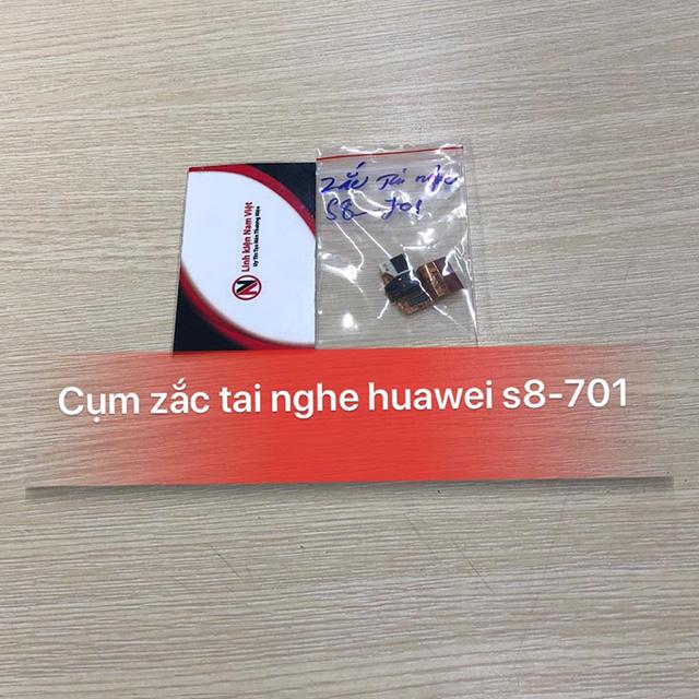 Cụm Jack tai nghe Huawei S8-701
