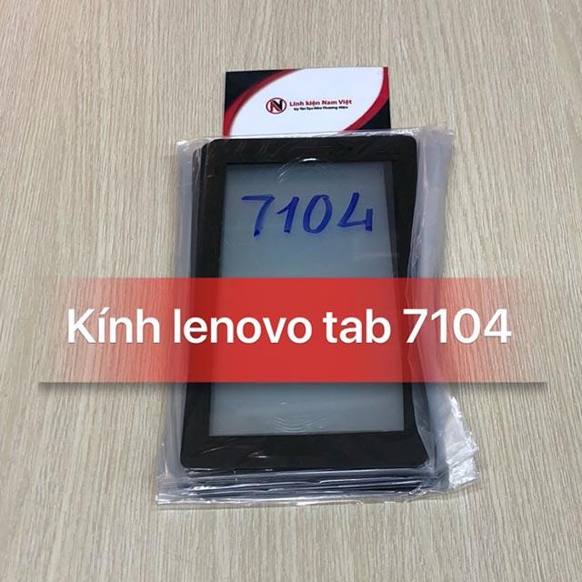 Mặt kính Lenovo Tab 7104 zin