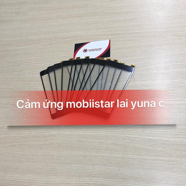 Cảm ứng Mobiistar Lai Yuna C