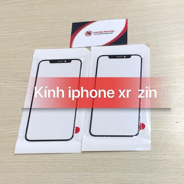 Mặt kính Iphone XR zin