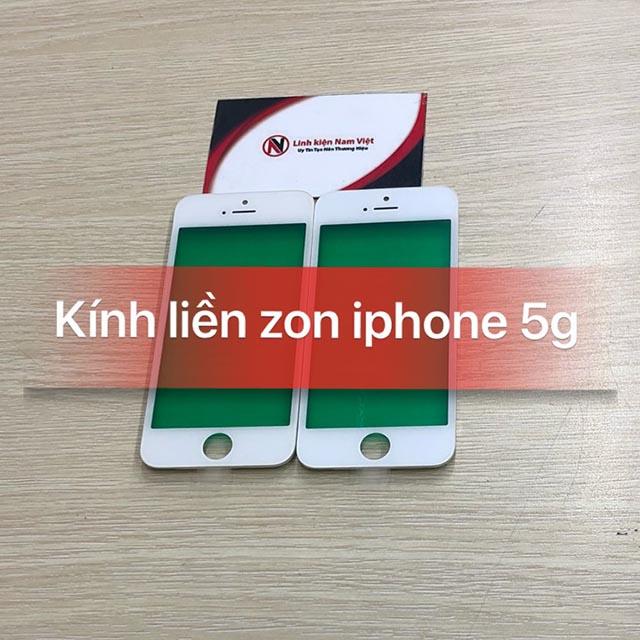 Kính liền zon Iphone 5G