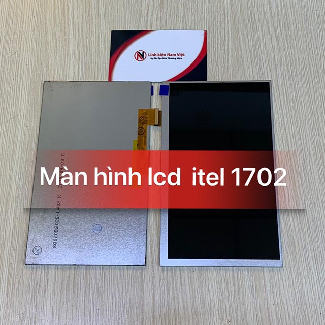 Màn hình Itel Tab 1702 / Tab 1703 LCD zin rời