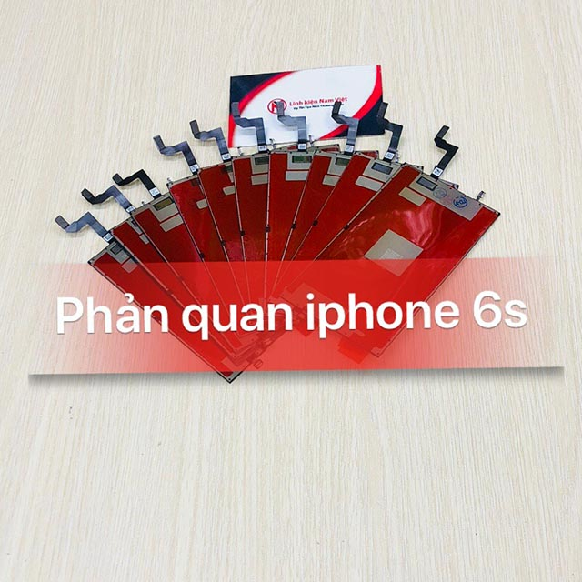Phản quang Iphone 6S