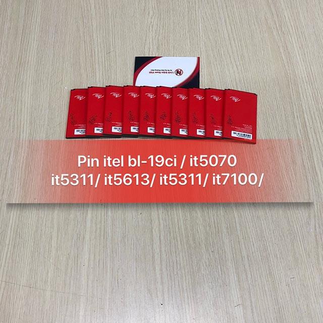 Pin Itel  BL-19ci / it5070 / it5232 / it5311 / it5613 / it5311 / it7100